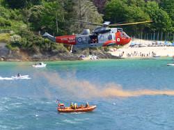 Salcombe's Lifeboat Display 5.JPG