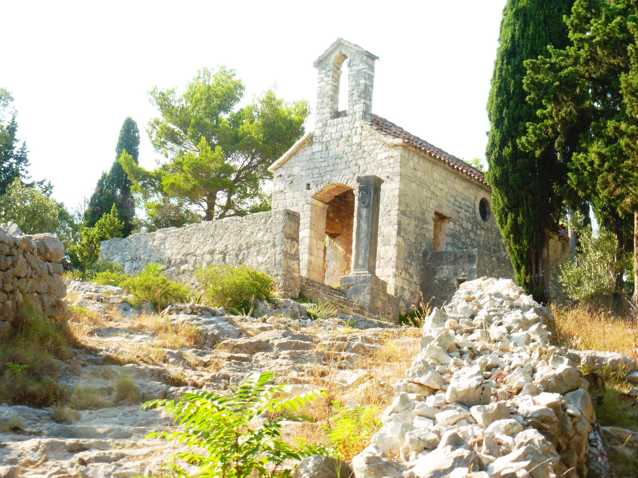 Hvar church