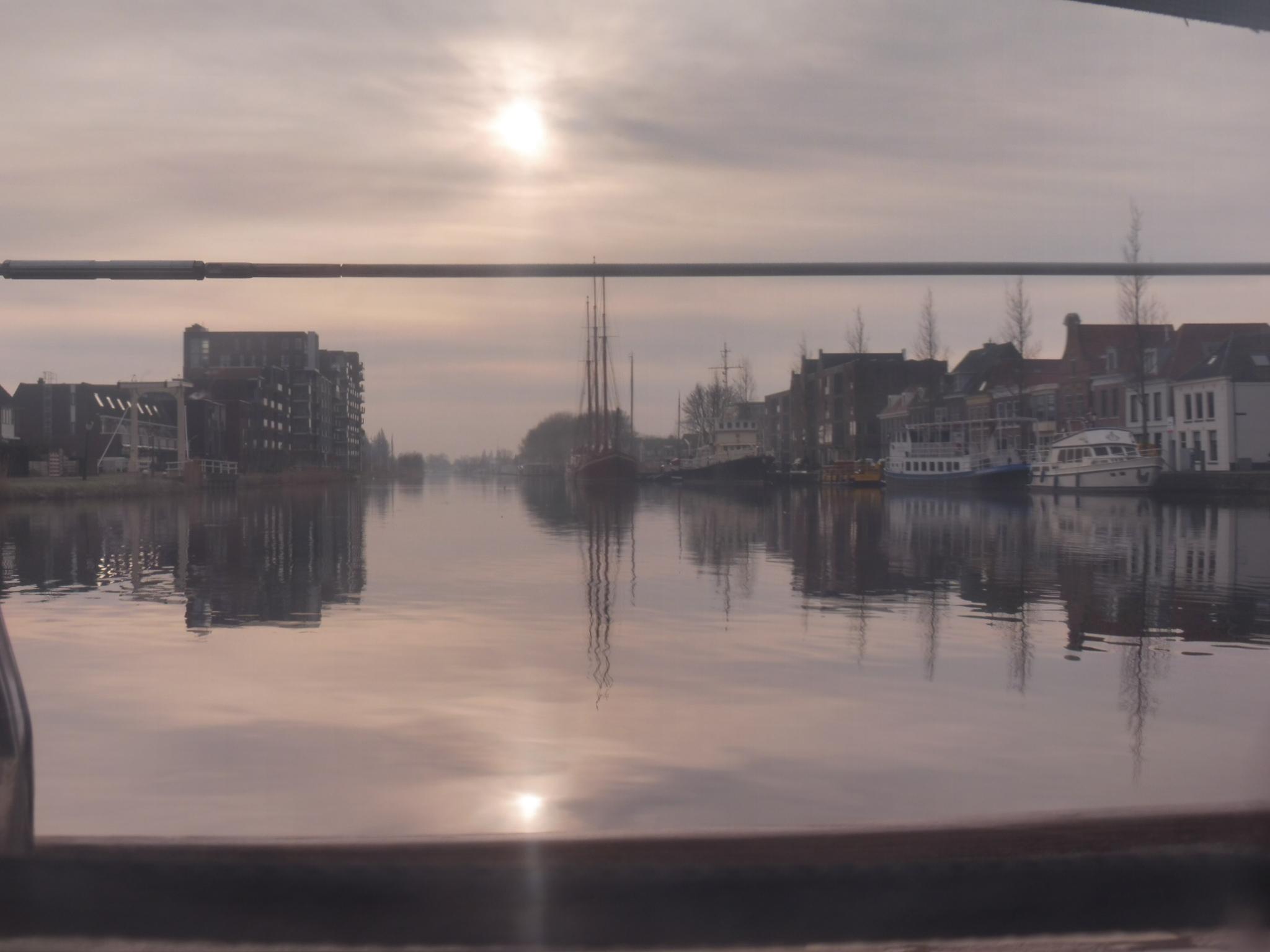 Alkmaar Canal