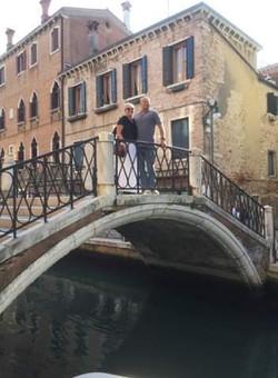 F. We love Venice