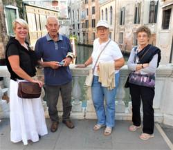 F. One of the many Venice Bridges