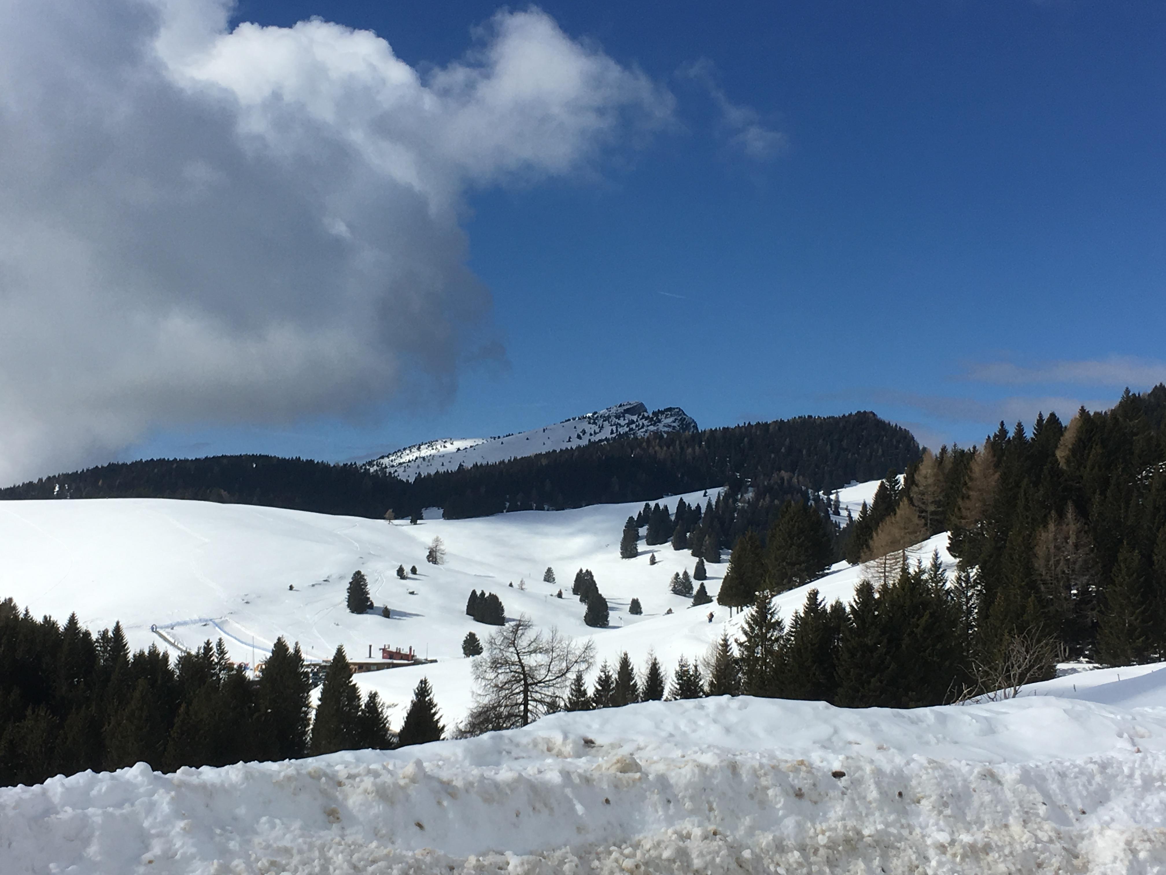 The Italian Mountains