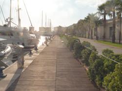 Our marina