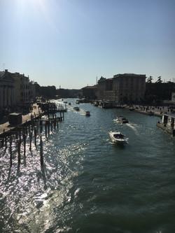F. Views of Venice