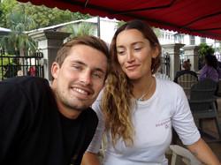 Shayna & George