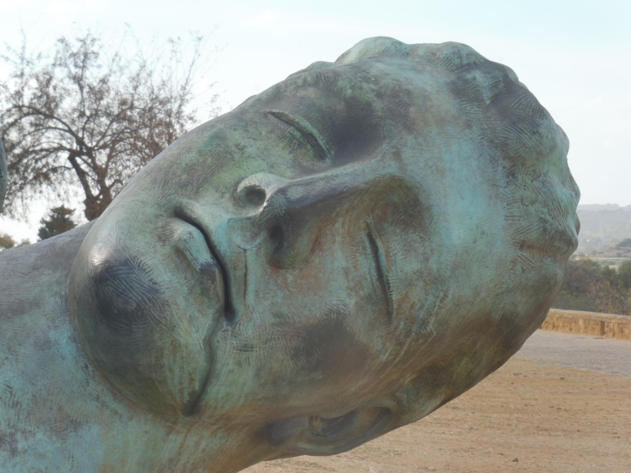 Brass Statue