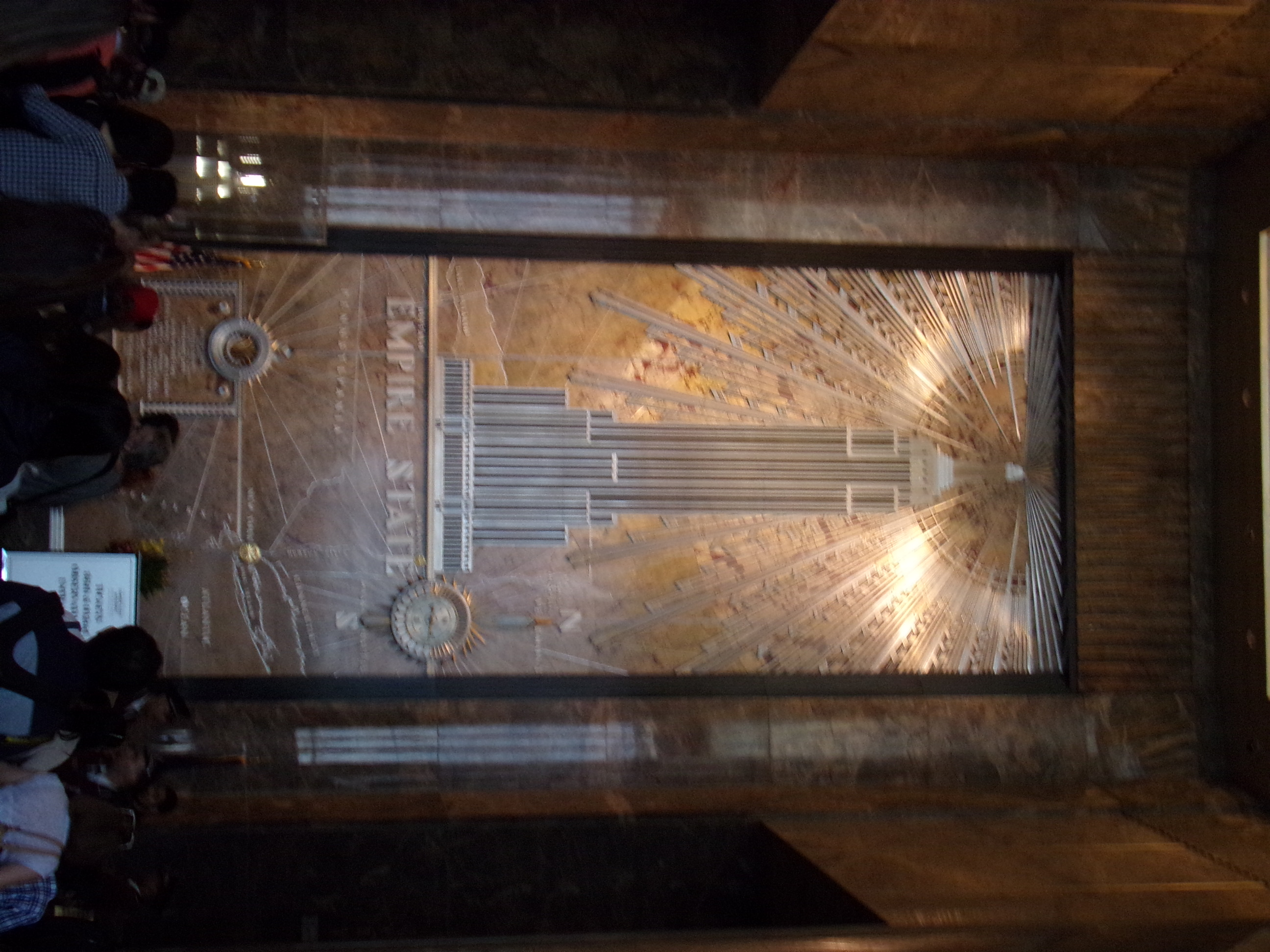 The Entrance to The ESB