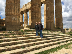 Seeing the Temples with Barbara