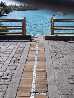 Smallest drawbridge in Sumerset