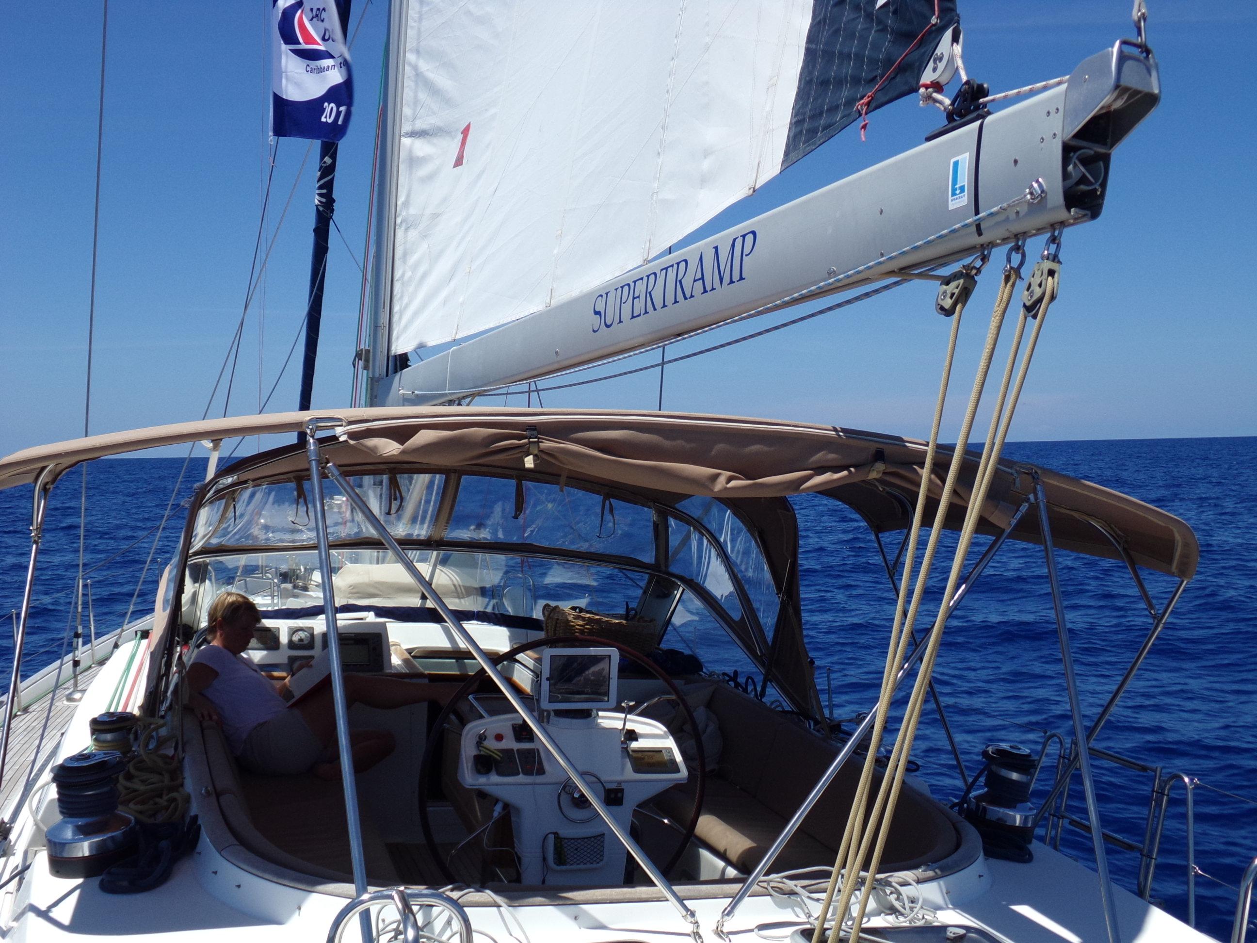 Sailing Supertramp