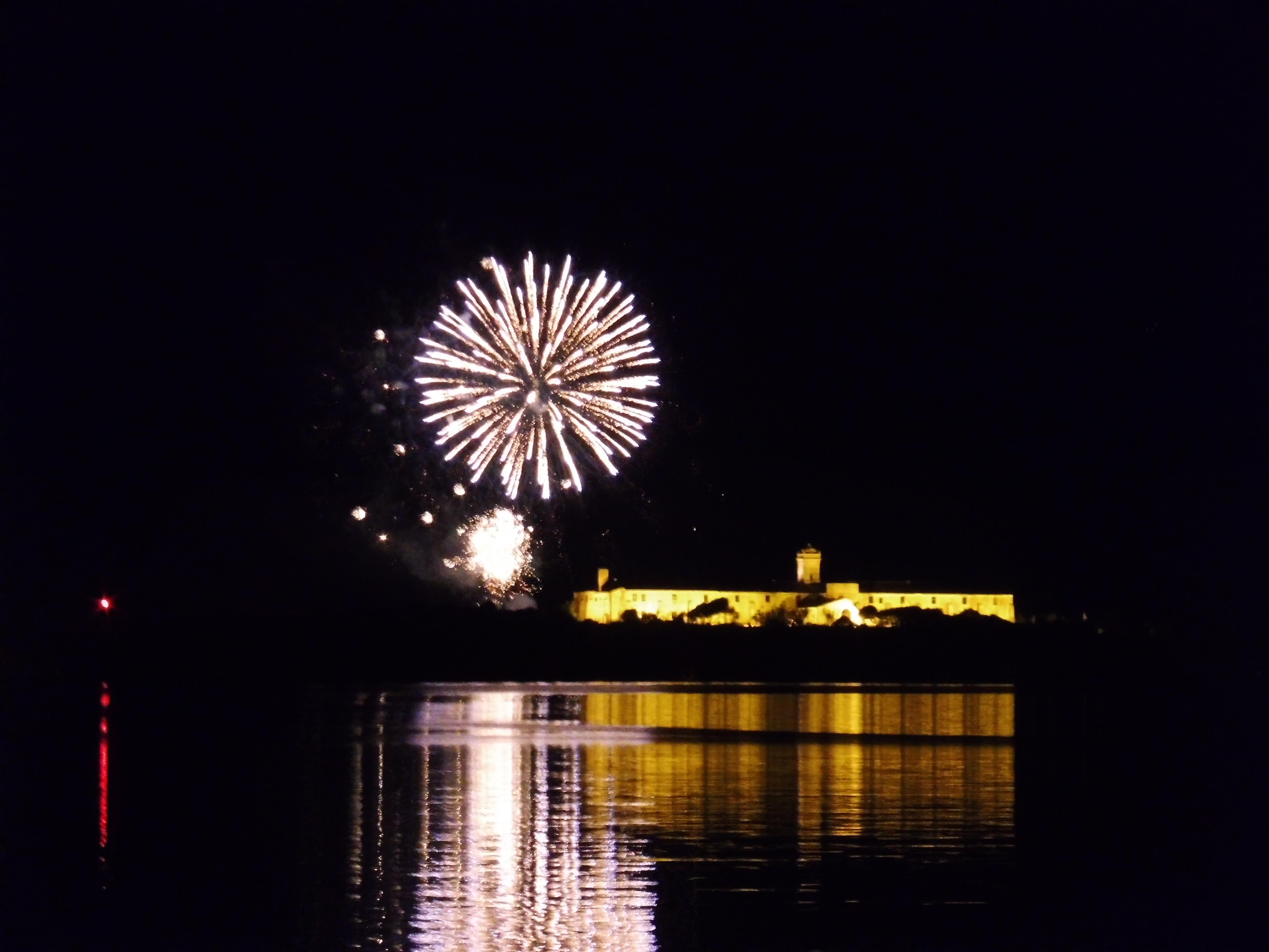 Mahon Fireworks