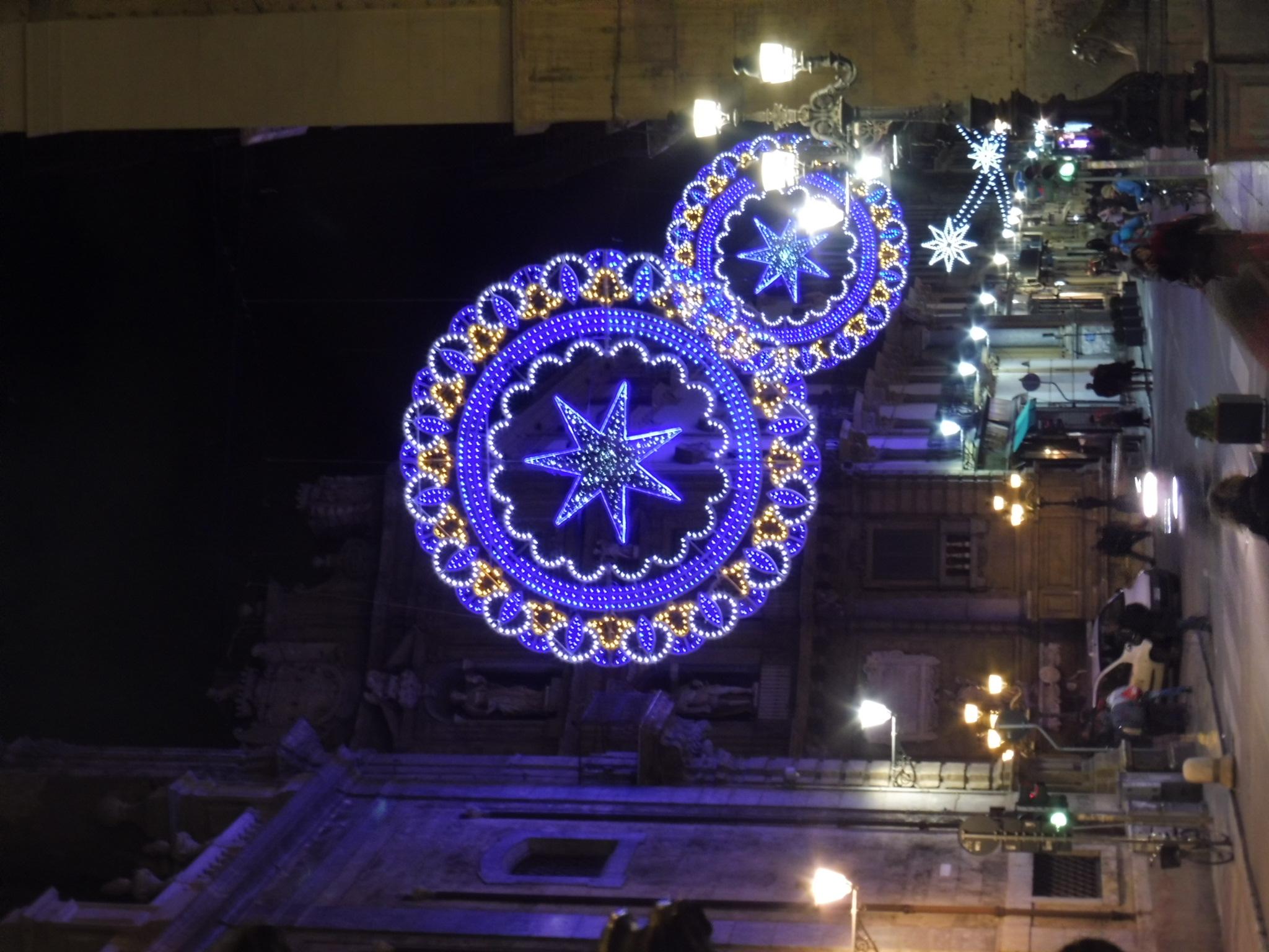 Palermo Lights
