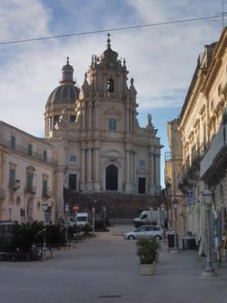 Church in Ragusa Ible