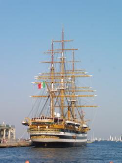 D.  Amerigo Vespucci