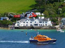 Salcombe's Lifeboat Display 9.JPG