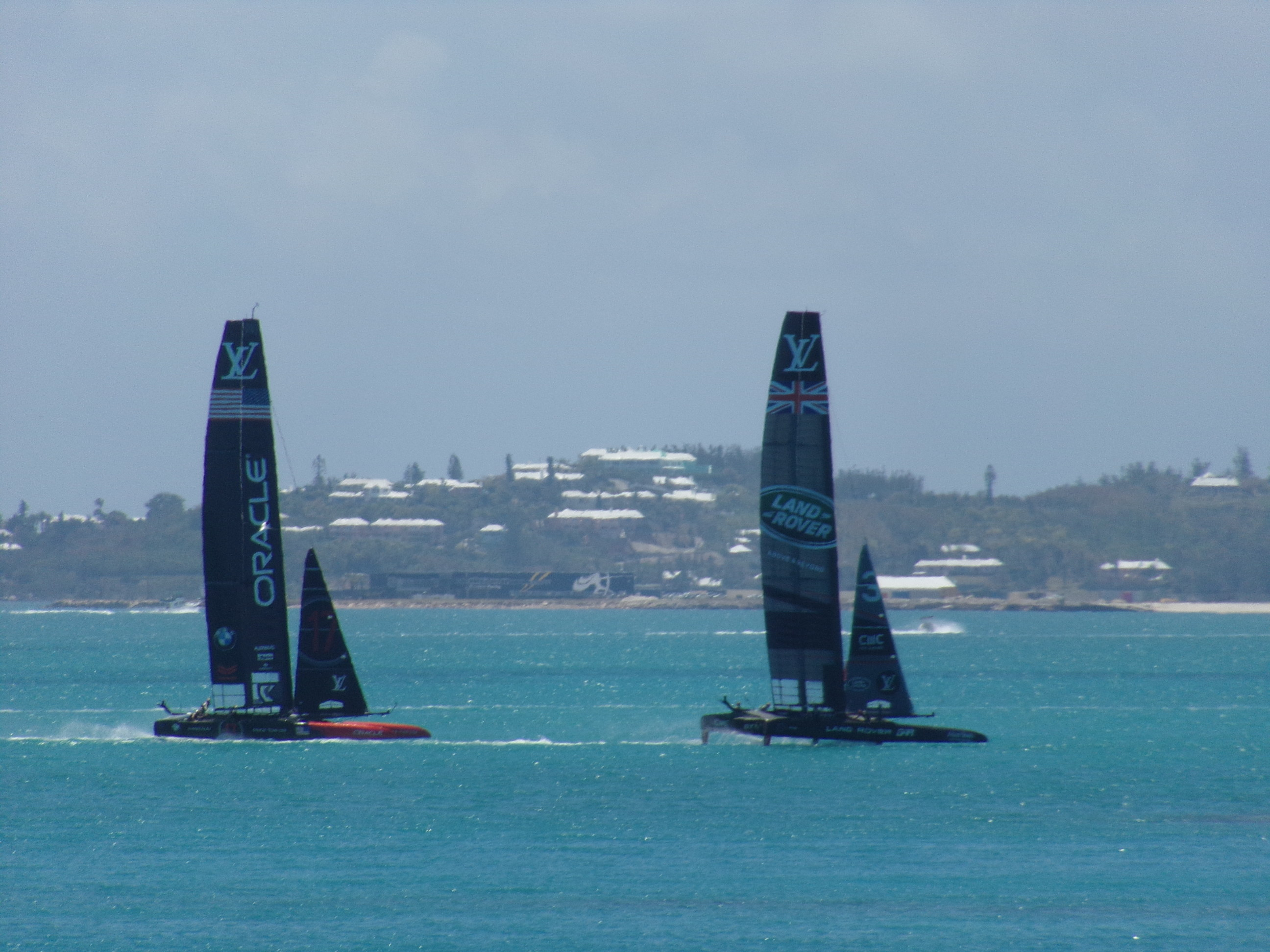 America´s Cup Practice