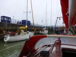 Eastbourne Lock.JPG