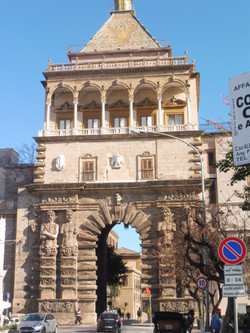Sights of Palermo