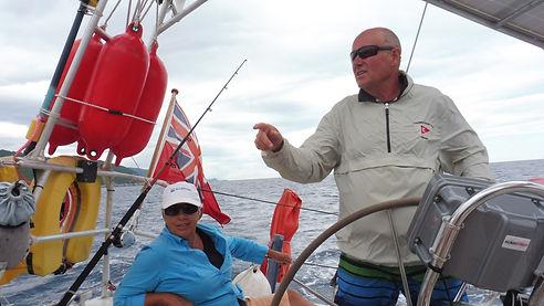 Sailing in Coratia.JPG