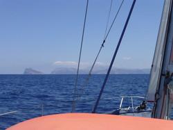 Mallorca in sight