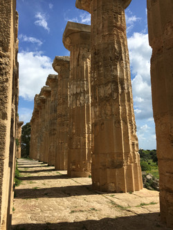 Selinute Temples