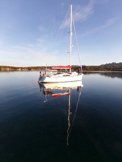 Anchored in Stagnali