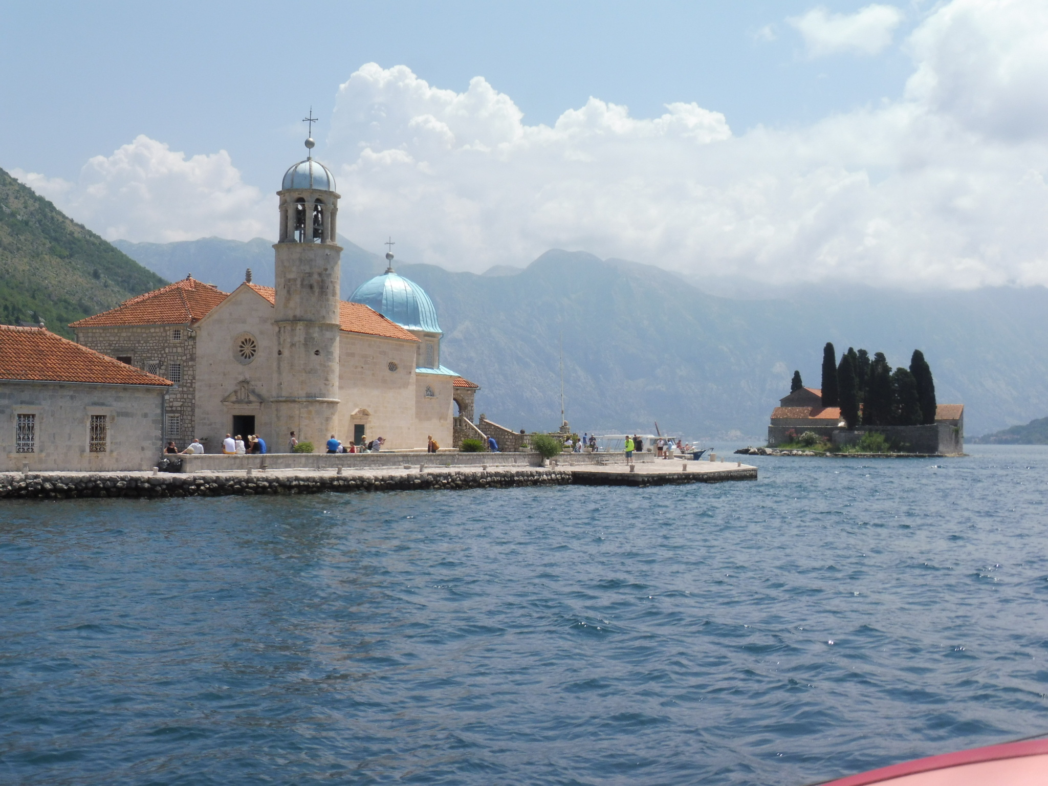 Islands in Kotor