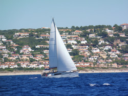 Scarlett Sailing