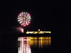Fireworks over Isle Del Rey