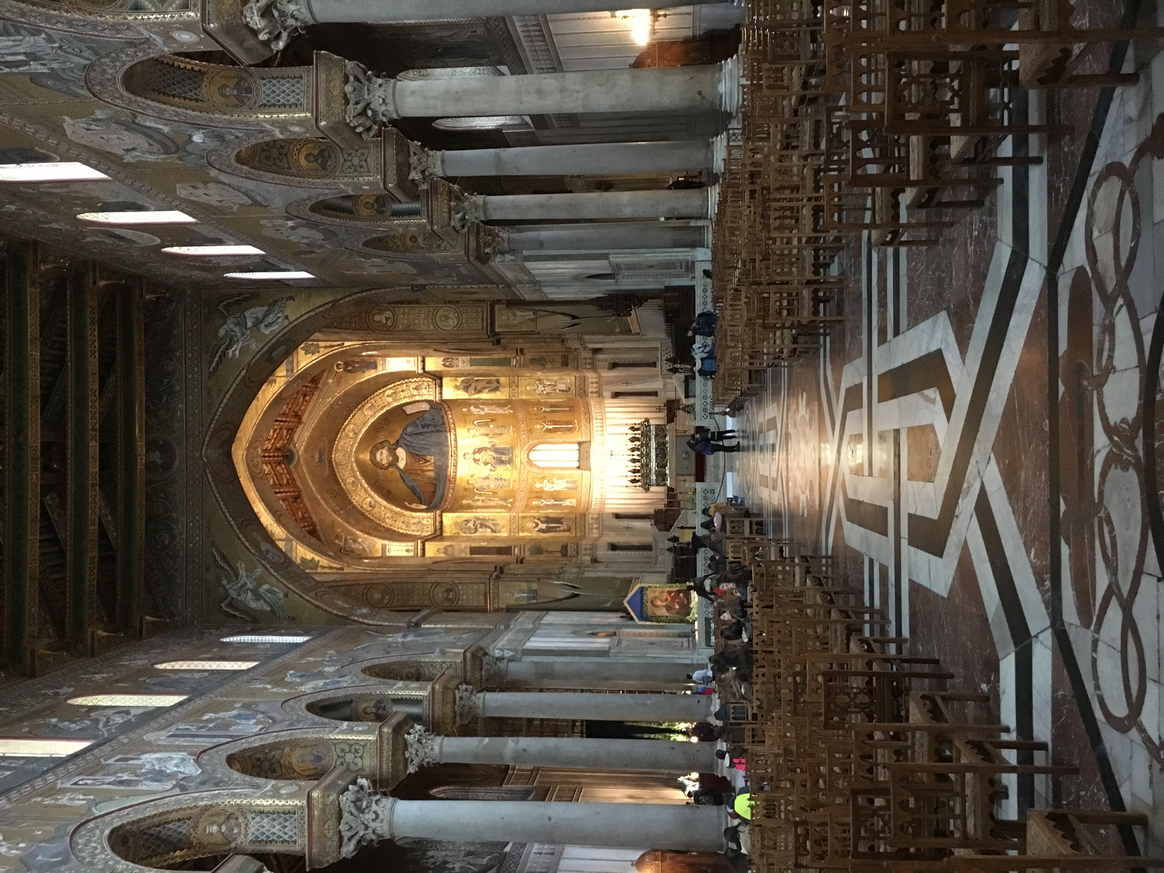 Catherdral in Palermo