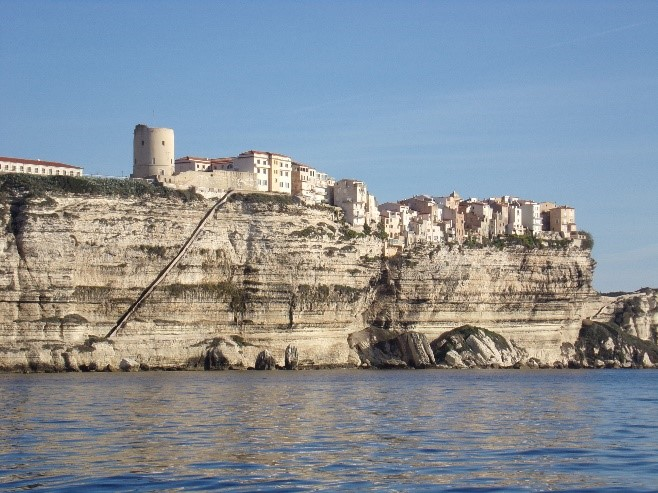 Leaving Bonifacio
