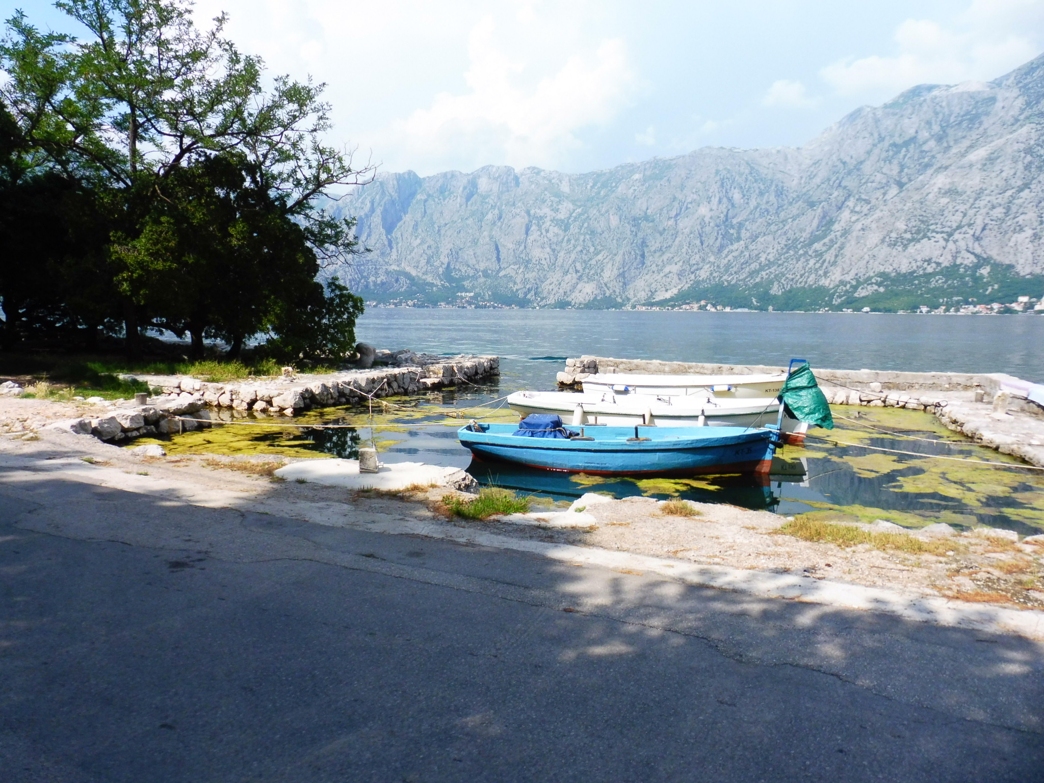 Stunning area in Kotor