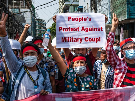Myanmar Coup— The Warning bell for ASEAN