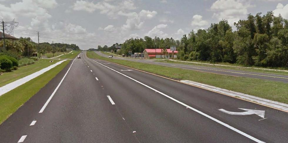 SR 44 (Citrus County) RRR