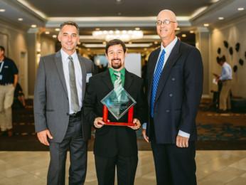 Horizon receives the 2018 DBIA Florida Region Design-Build Honor Award for the SR 44 at Grand Avenue
