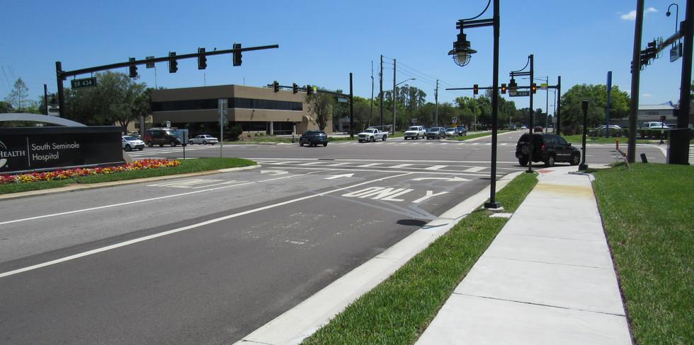 SR 434 & Florida Central Pkwy