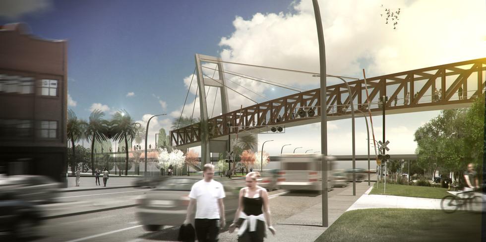 Colonial Pedestrian Bridge