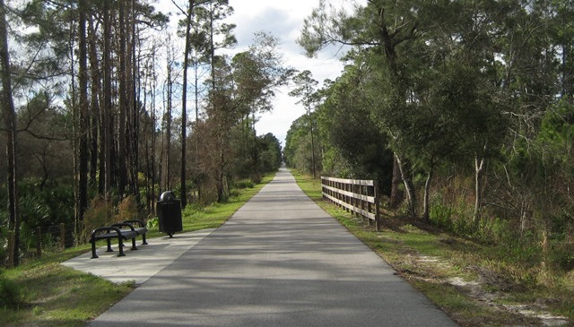 East Central Regional Rail Trail