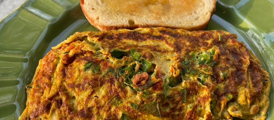 Masala Omelets