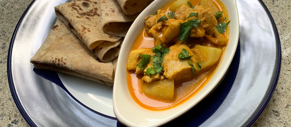 Nadan Kozhi Curry / Kerala Style Chicken Curry