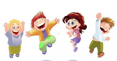 cropped-dessin-anime-des-enfants-vecteur