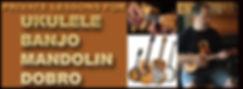 Ukulele, Banjo Lessons.jpg