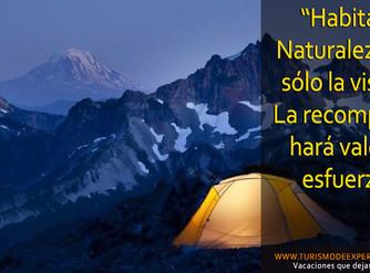 ¿Por qué acampar en las vacaciones ayuda a descansar mejor?
