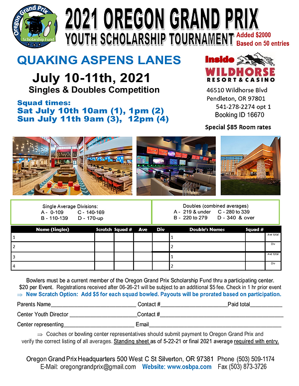 Grand Prix tournament Aspen Lanes July 2021.png
