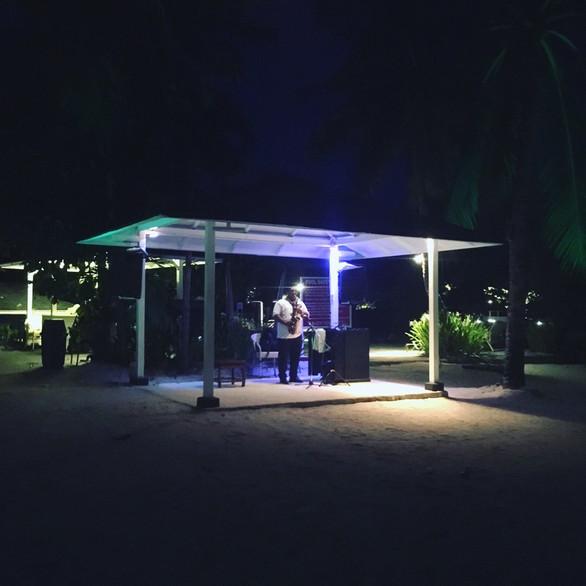 CEBU Resort night.