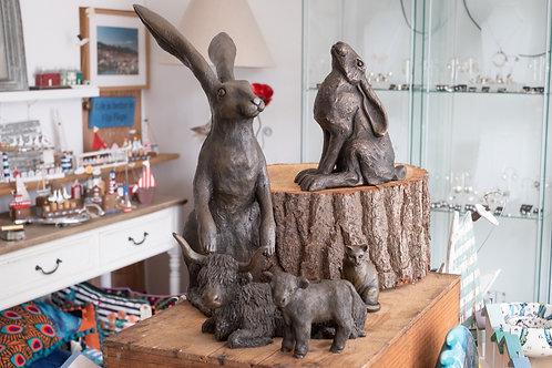 Bronze Animal Statues