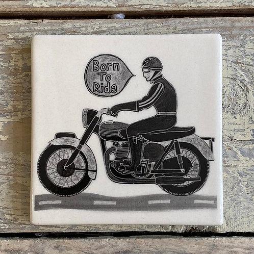Motorbike Coaster