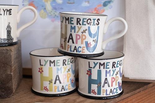 Lyme Regis Mug #2