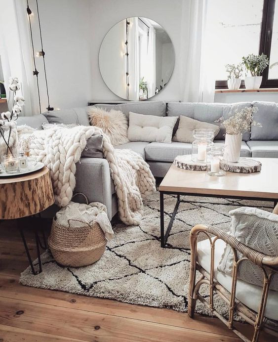 Interior Design ideas that will make your home cozier this fall & winter