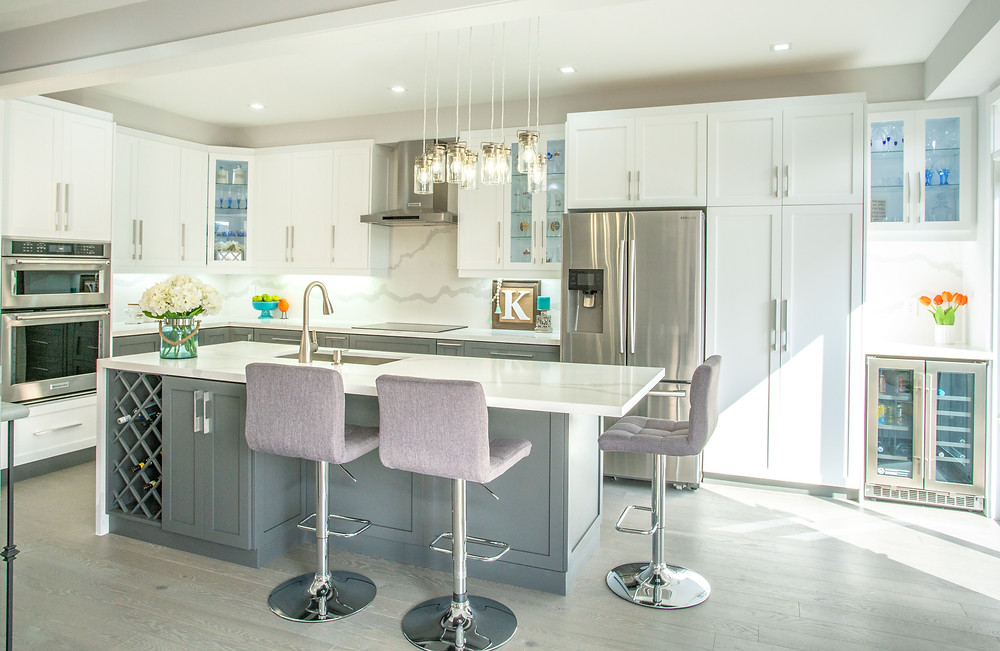 Design by Kubo/Our latest kitchen design project.